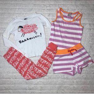 🖤 Size 7 Pajama Sets